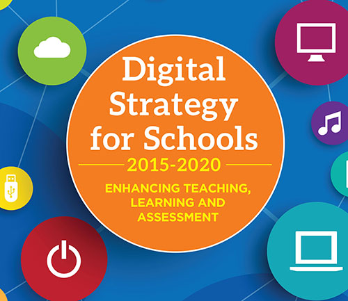 digital strategy for schools small