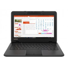 "Lenovo 100e (2nd Gen) - 11.6"" - Celeron N4000 - 4 GB RAM - 64 GB eMMC (Education)"