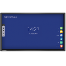 """Clevertouch 1541138 V Series 65"""" Display /Wall mount /HDMI cable kit - August 2020 offer or whilst stock lasts (EDUC)"""