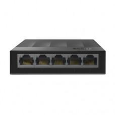 TP-LINK  5-Port Gigabit Unmanaged Desktop LiteWave Switch, Plastic Case