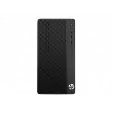 HP 285 G3 - micro tower - Ryzen 5 2400G 3.6 GHz - 8 GB - 1 TB - Windows 10 Pro 64-bit Edition
