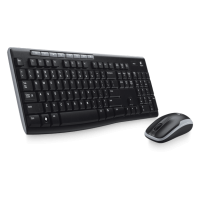 Logitech MK120 USB2 Mouse & Keyboard Set
