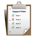 View Support Tickets